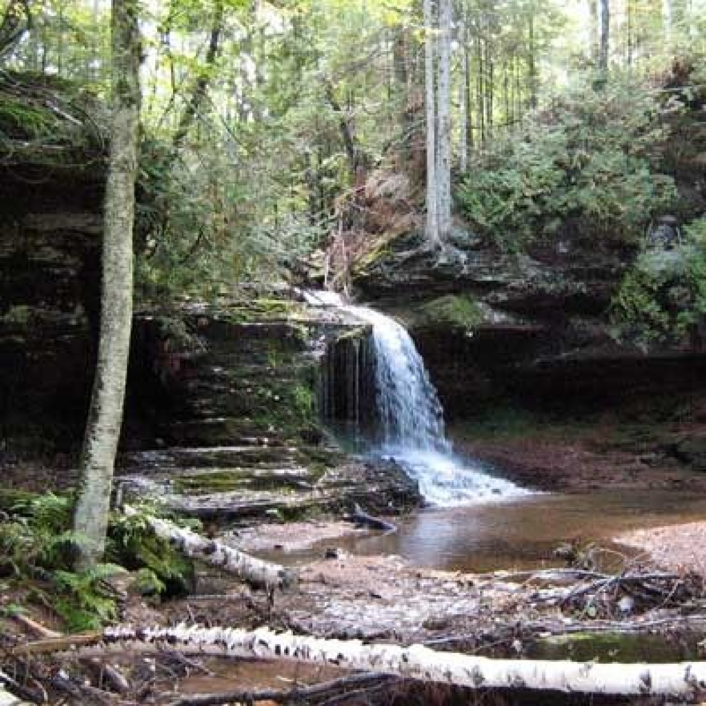 Hiking Trails in Bayfield Wisconsin and Apostle Islands